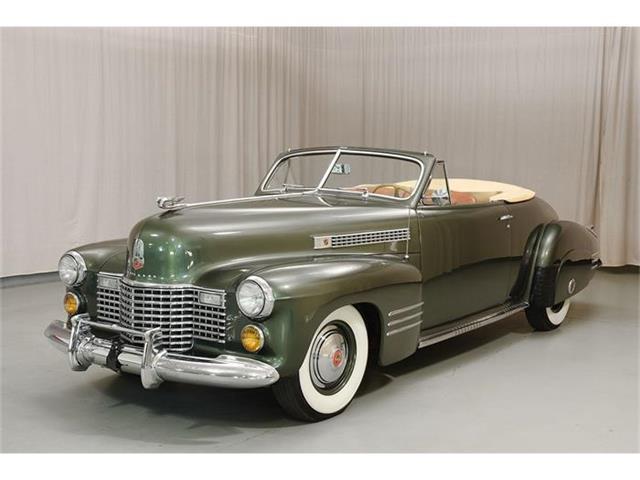 1941 Cadillac Series 62 | 733410