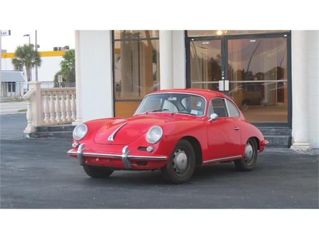 1965 Porsche 356C   733526