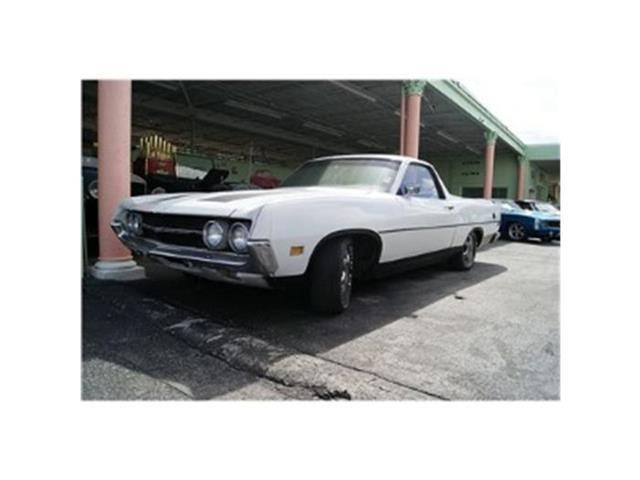 1970 Ford Ranchero | 733528