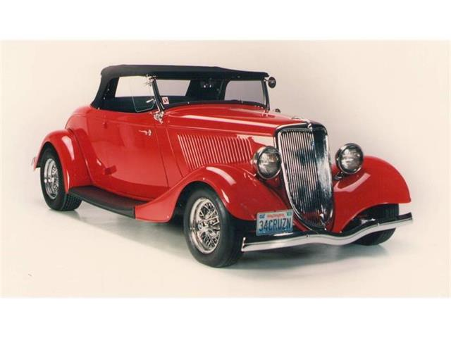 1934 Ford Roadster | 733540