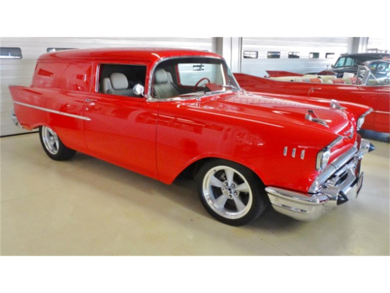 1957 Chevrolet Sedan Delivery For Sale Classiccars Com