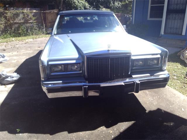 1987 Lincoln Town Car | 733697