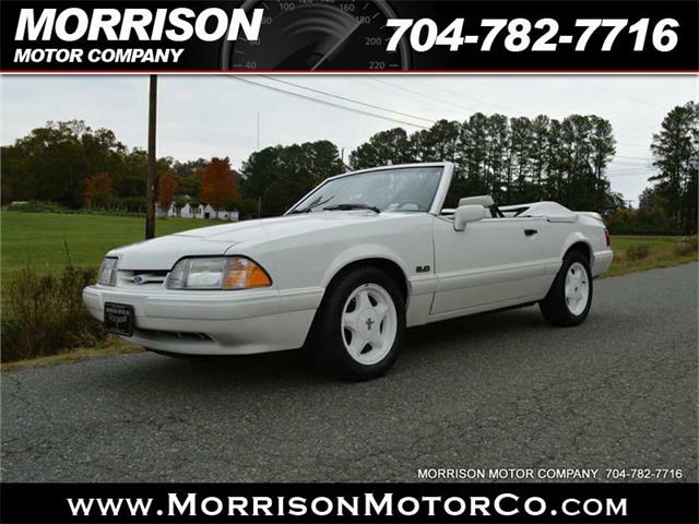 1993 Ford Mustang | 733721