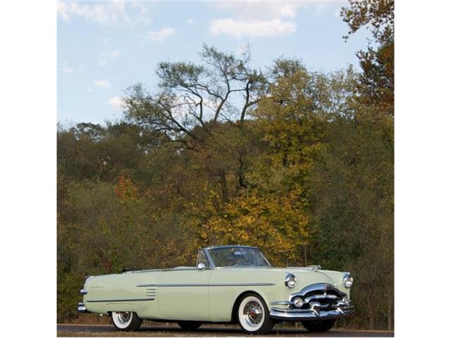 1954 Packard Model 5478 | 733725