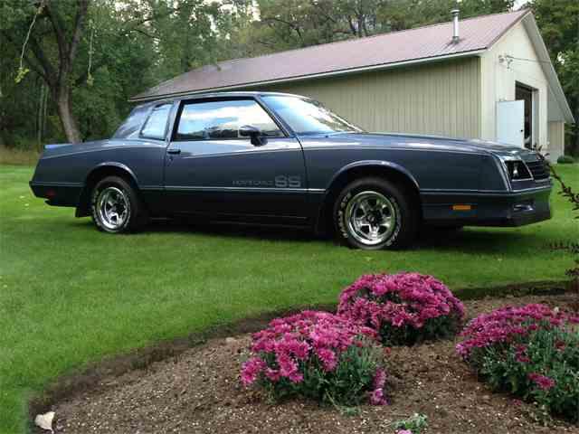1984 Chevrolet Monte Carlo SS | 733726