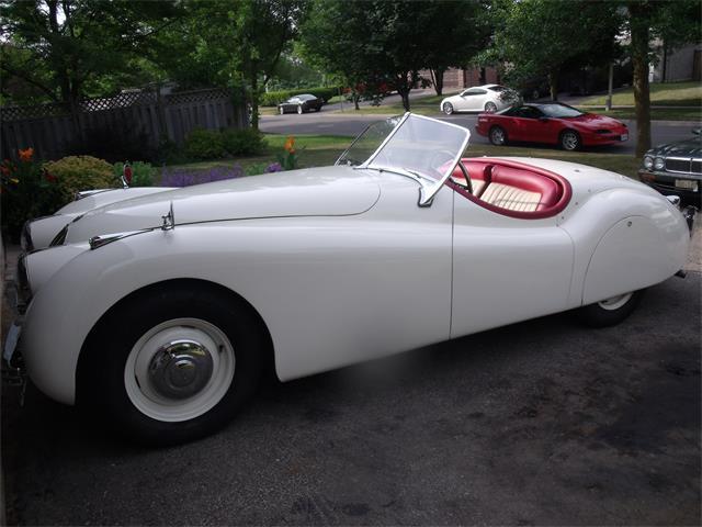 1950 Jaguar XK120 | 733764