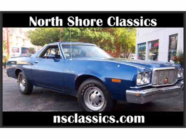 1976 Ford Ranchero | 733799