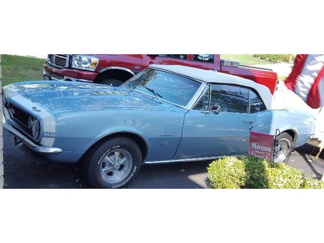 1967 Chevrolet Camaro | 733800