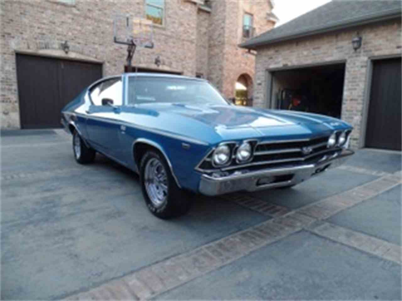 1969 chevrolet chevelle malibu ss for sale classiccars. Black Bedroom Furniture Sets. Home Design Ideas