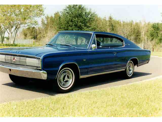 1966 Dodge Charger   733925
