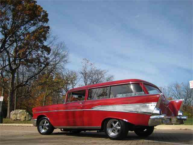 1957 Chevrolet Bel Air | 733942
