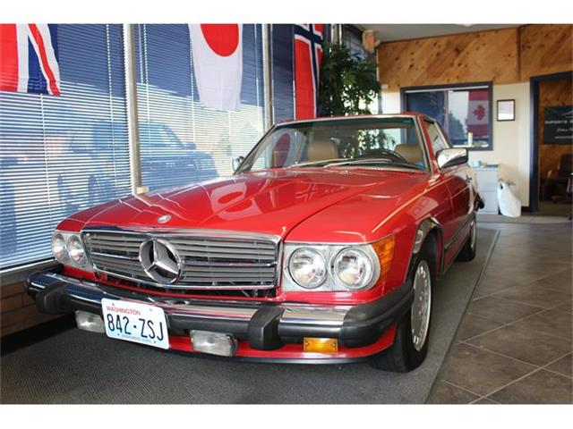 1989 Mercedes-Benz 560SL | 733943