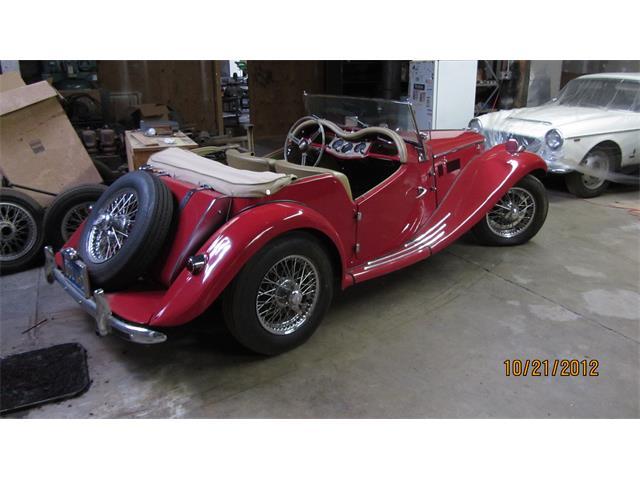 1954 MG TF | 733944