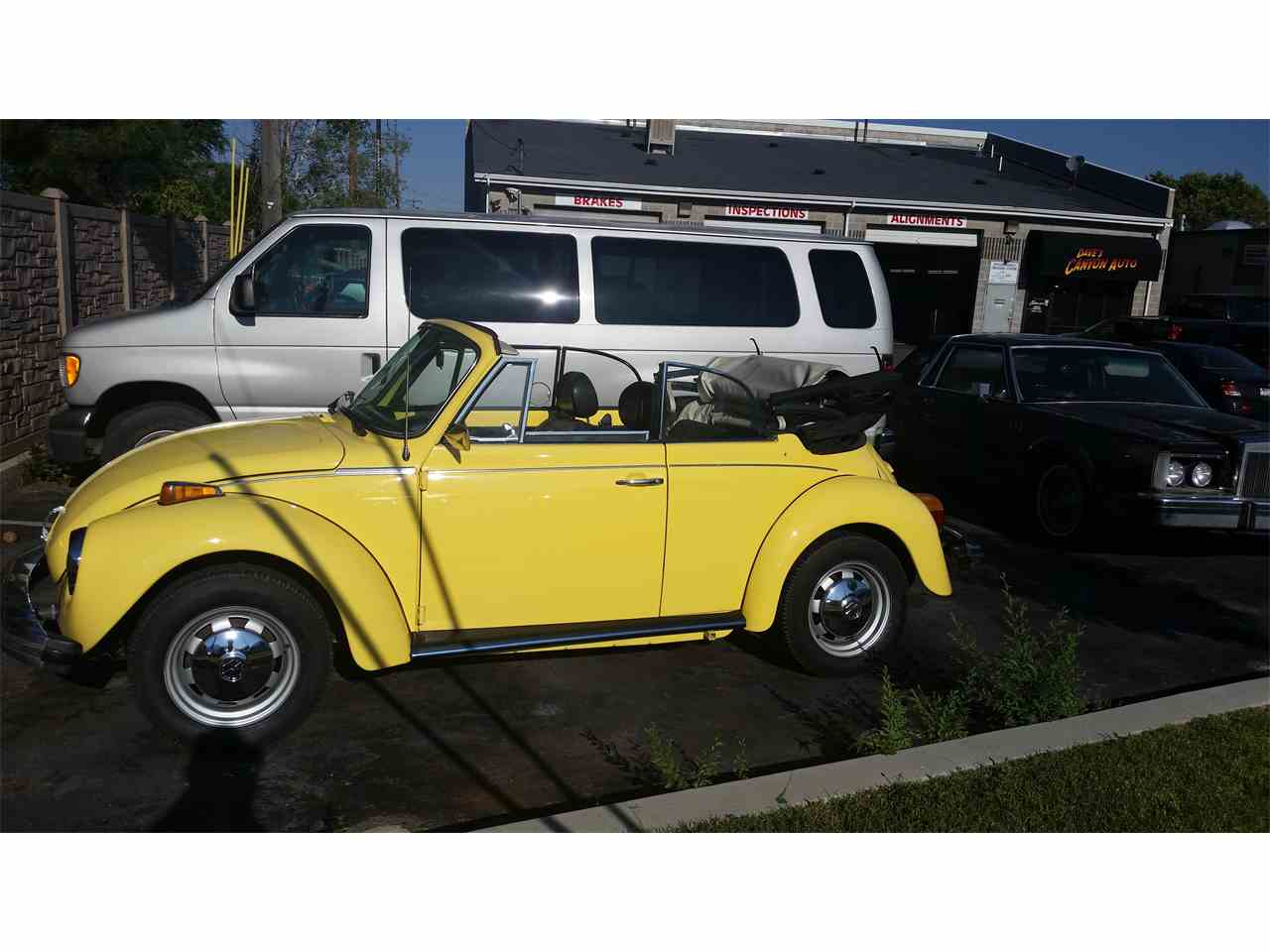 1979 Volkswagen Beetle For Sale Classiccars Com Cc 733979