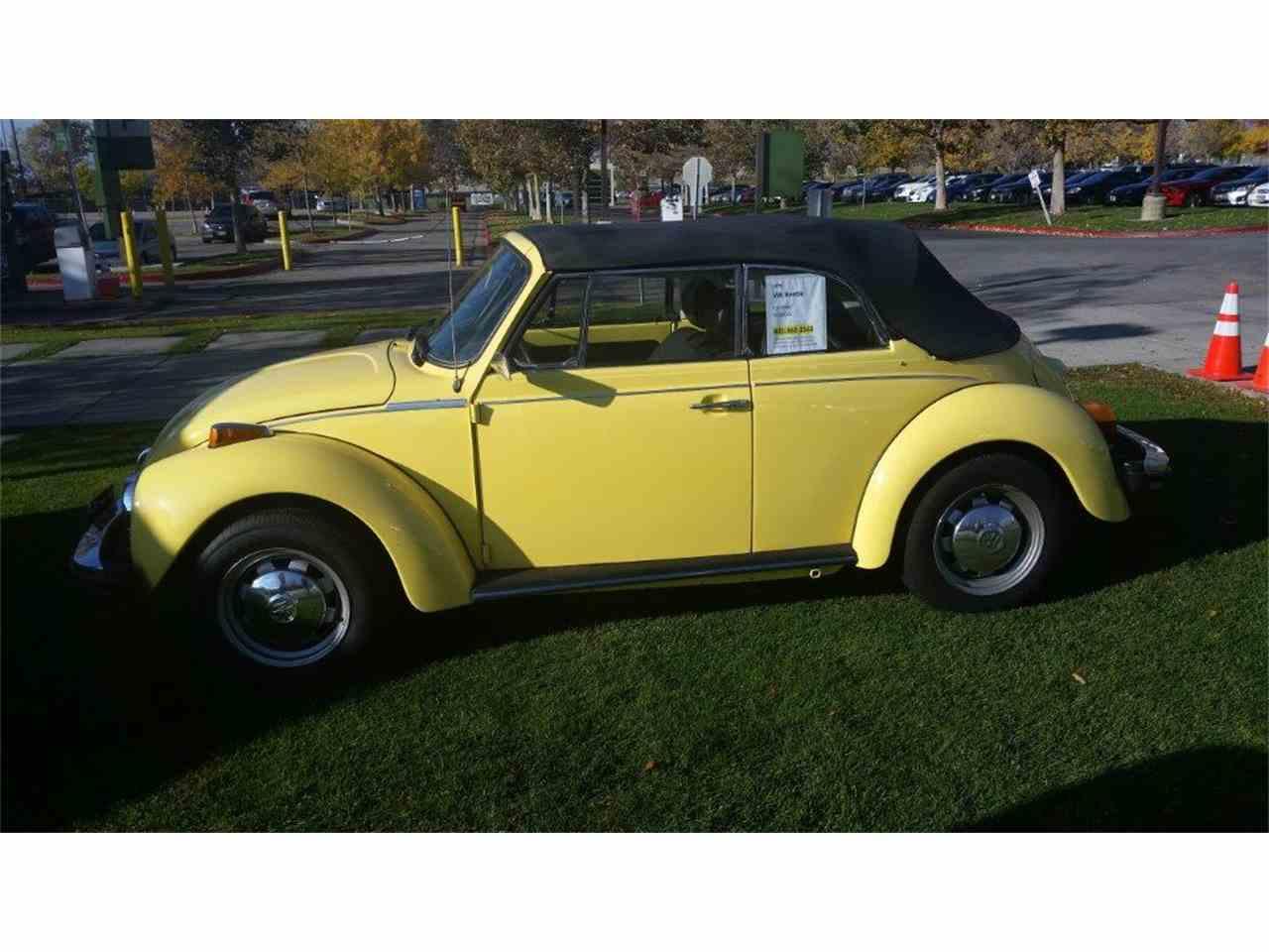 1979 volkswagen beetle for sale cc 733979. Black Bedroom Furniture Sets. Home Design Ideas