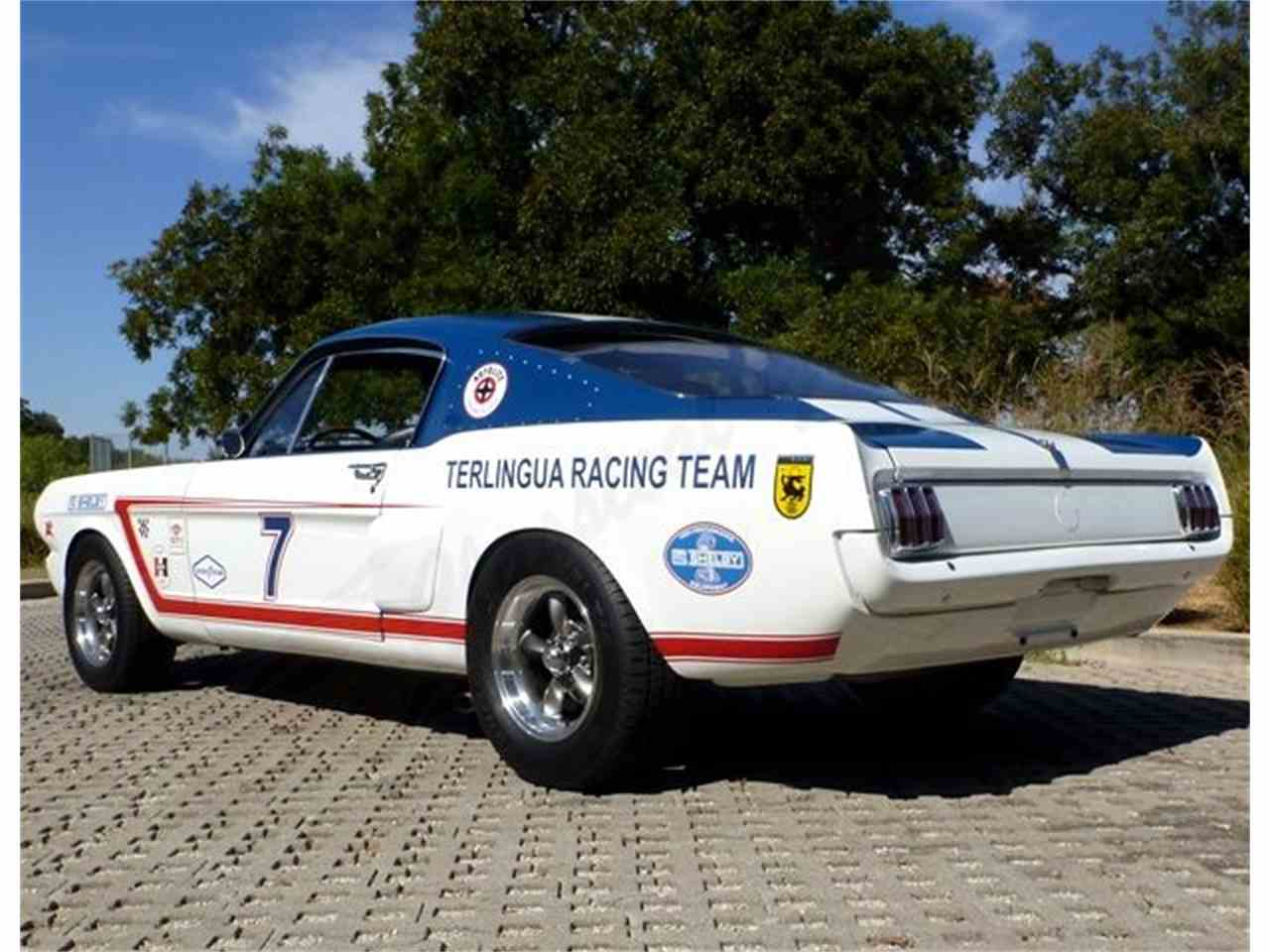 Muscle Cars For Sale Texas >> 1965 Ford MUSTANG TERLINGUA RACING for Sale | ClassicCars.com | CC-734047