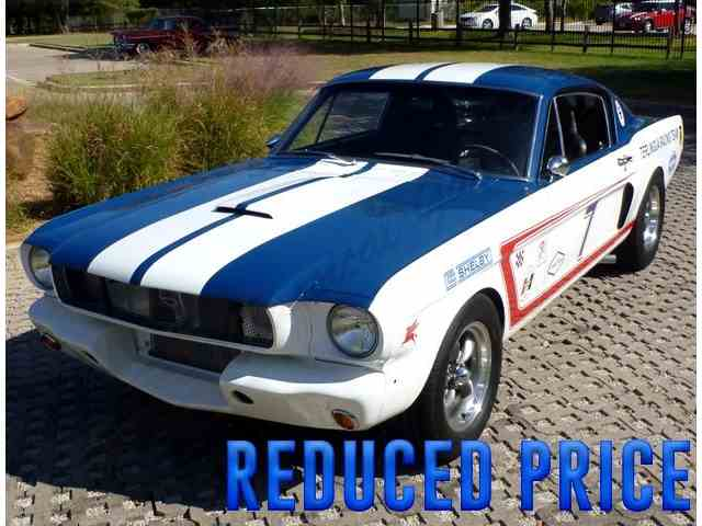 1965 FORD MUSTANG TERLINGUA RACING | 734047