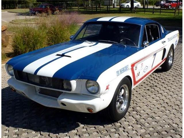 1965 FORD MUSTANG TERLINGUA RACING TRIBUTE | 734047