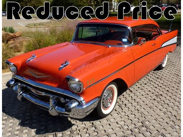 1957 Chevrolet Bel Air | 734048