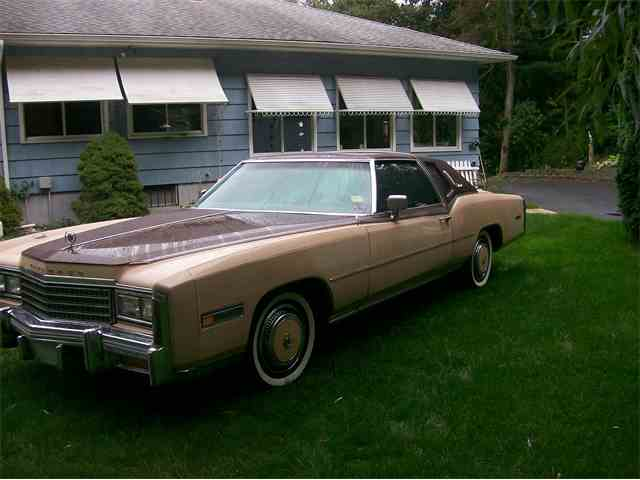 1978 Cadillac Eldorado Biarritz | 734054