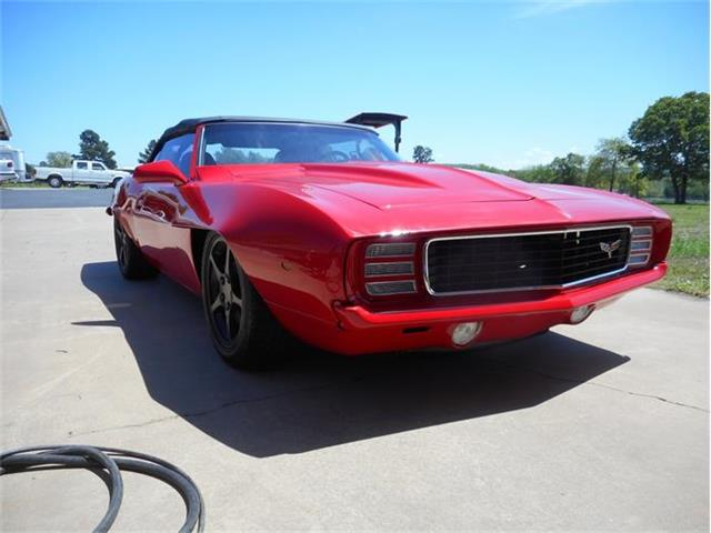 1969 Chevrolet Camaro RS | 734172
