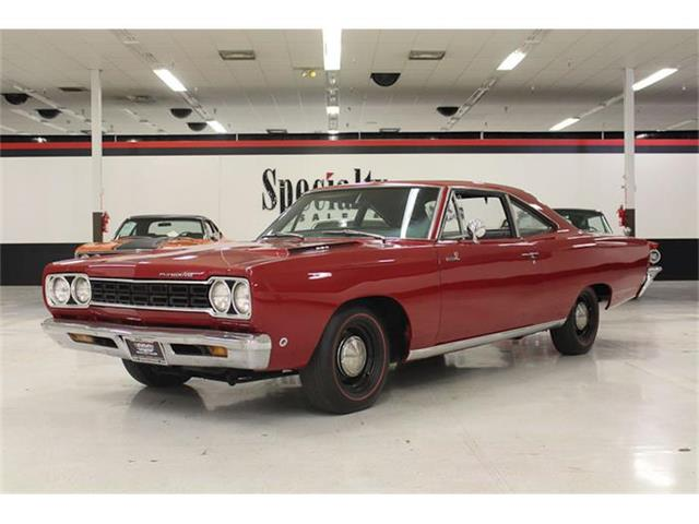 1968 Plymouth Road Runner   734204