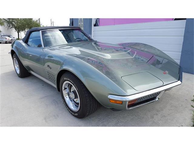 1972 Chevrolet Corvette | 734208