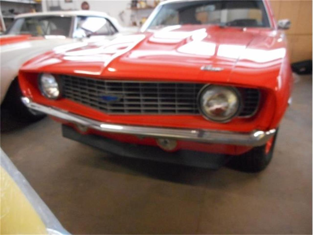 for sale 1969 chevrolet camaro copo in fort smith arkansas. Cars Review. Best American Auto & Cars Review