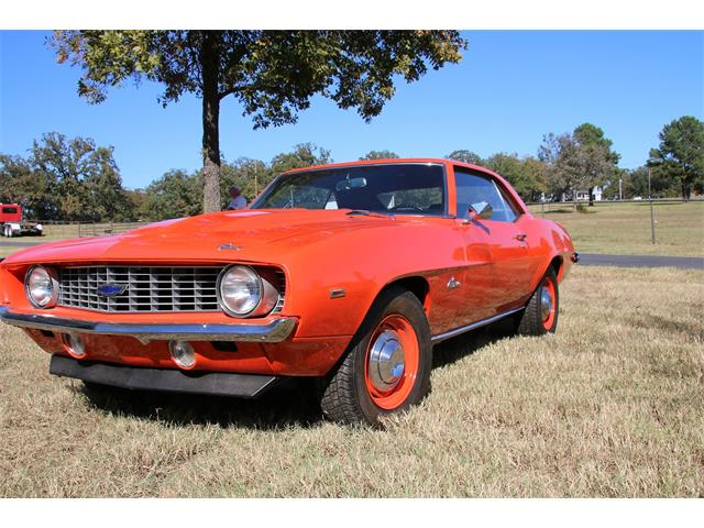 1969 Chevrolet Camaro COPO | 734226