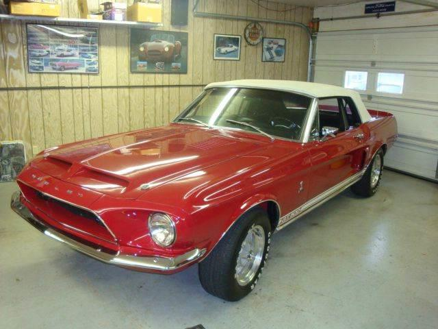 1968 Shelby GT500 | 734246