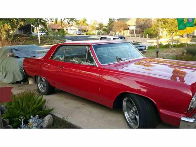 1964 Chevrolet Chevelle Malibu | 734265