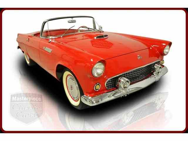 1955 Ford Thunderbird | 734269