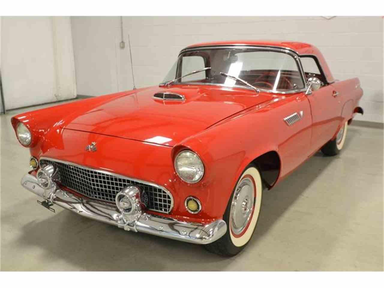 1955 ford thunderbird for sale cc 734269. Black Bedroom Furniture Sets. Home Design Ideas