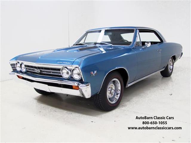 1967 Chevrolet Chevelle SS | 734274