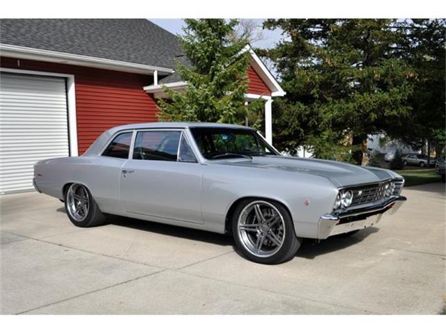 1967 Chevrolet Chevelle 300 Deluxe | 734283