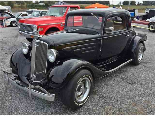 1935 Chevrolet 2-Dr Coupe | 734304