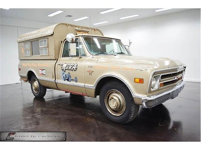 1968 Chevrolet C20 | 734335