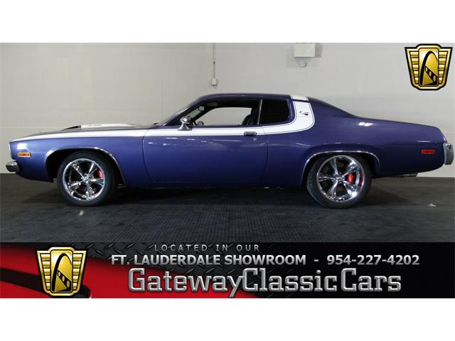 1974 Plymouth Satellite | 734409