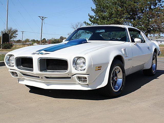 1971 Pontiac Firebird Trans Am | 734417