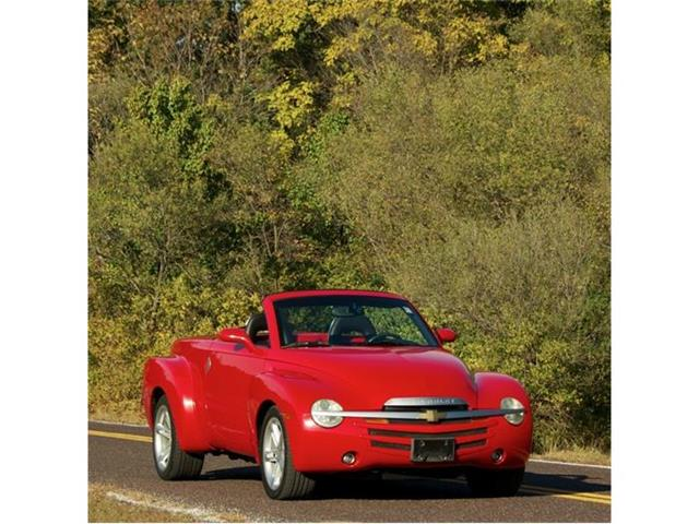 2004 Chevrolet SSR | 734437