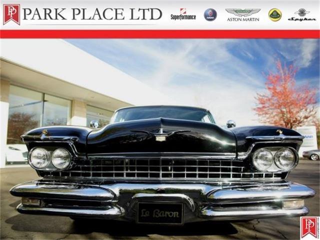 1957 Chrysler Imperial   734443