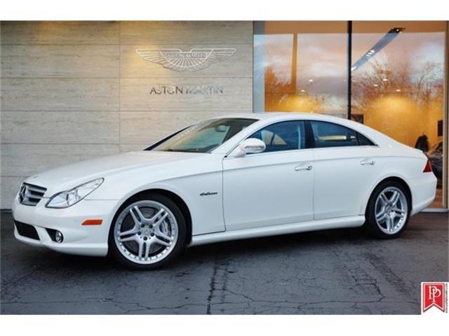 2007 Mercedes-Benz CLS63 | 734455