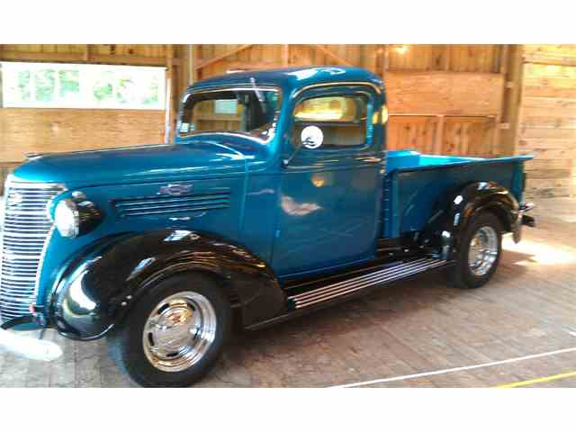 1938 Chevrolet Pickup | 734500