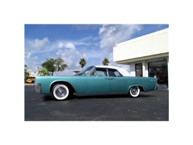 1961 Lincoln Continental | 734501