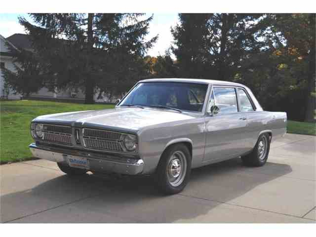 1967 Plymouth Valiant | 734505