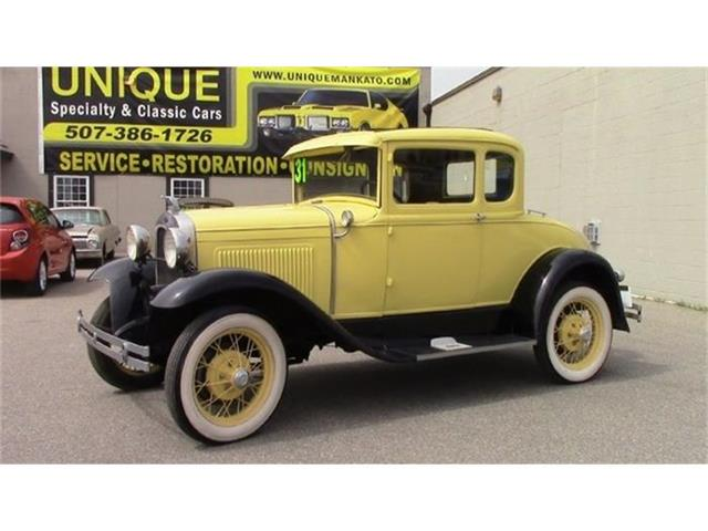 1931 Ford Model A | 734513