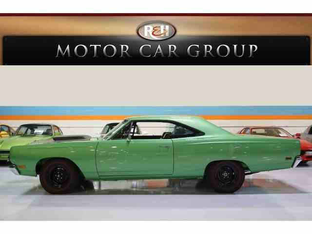 1969 Plymouth Road Runner | 734523