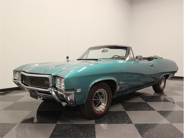 1968 Buick GS 400 Convertible | 734568