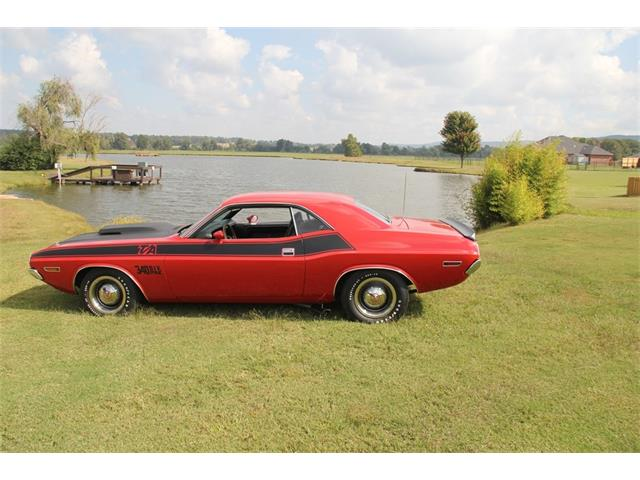 1970 Dodge Challenger 340 Six Pack T/A | 734576