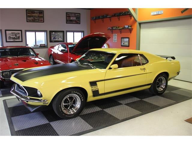 1969 Ford Mustang | 734577